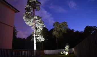 Mar Hall Garden Lighting