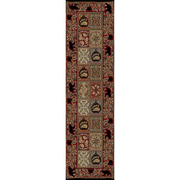 Rustic Hall And Stair Runners by Mayberry Rugs