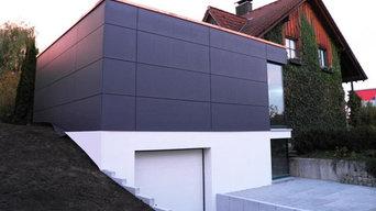 Anbau Wohnhaus Schmutte