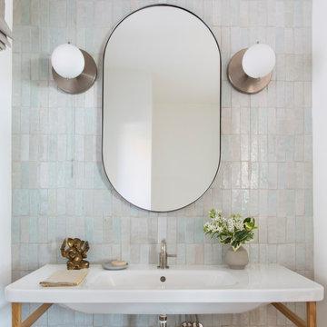 Oakland Contemporary Bathroom