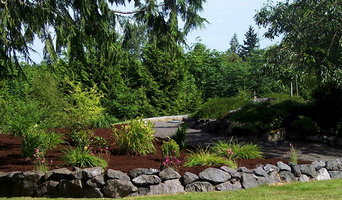 Landscaping on the Olympic Peninsula