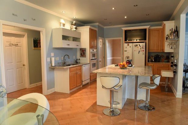 My Houzz Ludacris Springs A Surprise Home Makeover On His Mum