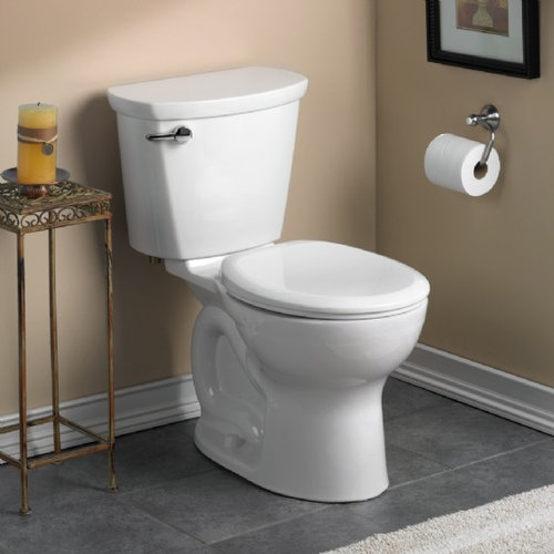 American standard cadet pro round front toilet