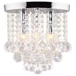 Vintage Contemporary Chandeliers by Trieck Entreprise Inc