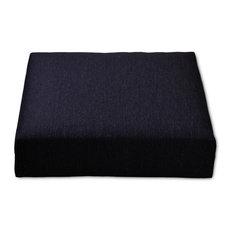 Outdoor Patio Deep Seat Cushion, Black
