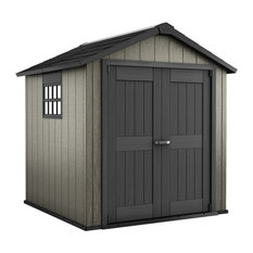 Keter DUOTECH Oakland Storage Shed, 7.5'x7'