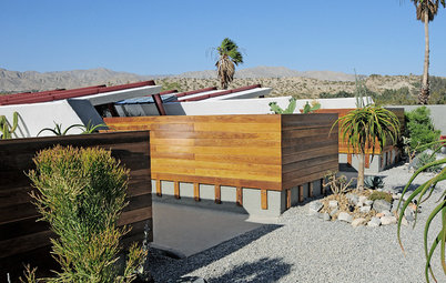 Bring Palm Springs Mid-Century Modernism Into Your Home