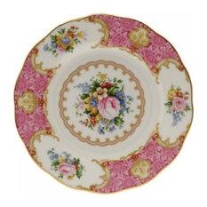 Lady Carlyle Tea Saucer
