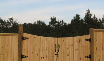 Capped Privacy fence Youngsville
