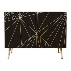 """Three of the Possessed Biscayne Credenza, 38""""x20"""""""