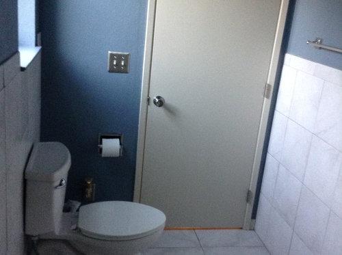 I Need Help With My New Bathroom