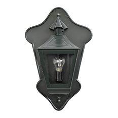Carrapeta Costa Outdoor Lantern Wall Light