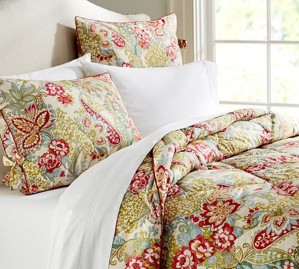 Amazing Contemporary Comforters And Comforter Sets by Pottery Barn