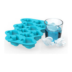 Parad, Ice Fish Silicone Ice Cube Tray by Truezoo