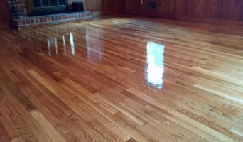 Finished Sand & Stain Floors