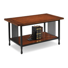 Leick Home   Ironcraft Apartment Coffee Table   Coffee Tables