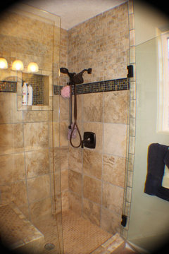 Cultured Marble Vs Tile Shower