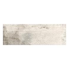 "Rustic Brick Bianco Outcorner 4""x8""4"", Set of 10"