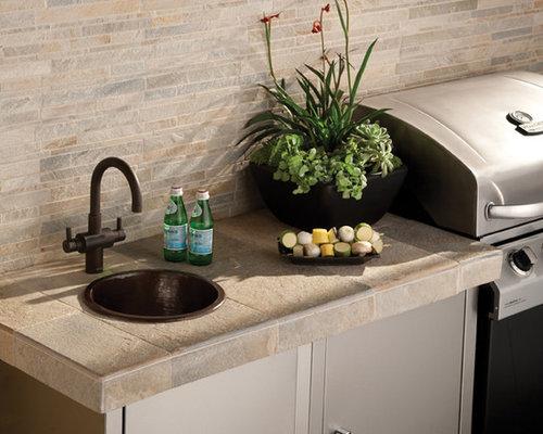 Diego Copper Bar Sink By Native Trails   Bar Sinks