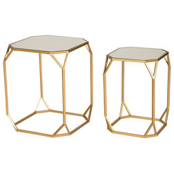 Contemporary Side Tables And End Tables by Glitzhome