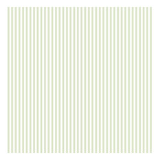 Light Green Subtle Stripe Shelf Paper Drawer Liner, 36x24, Matte Paper