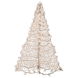 Contemporary Outdoor Holiday Decorations by Crab Pot Christmas Trees ®,