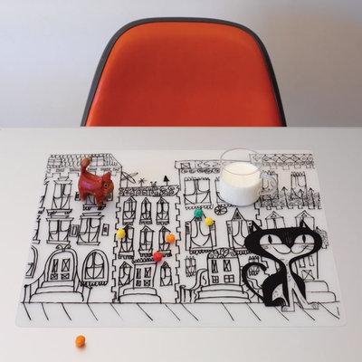 Eclectic Placemats by Design Public