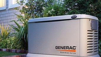 Certified Generac Generator Dealer