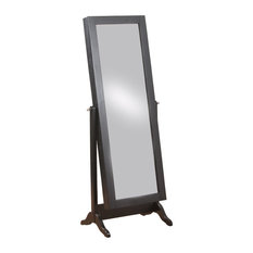 Shop Full Length Mirror With Jewelry Storage Inside Products on Houzz