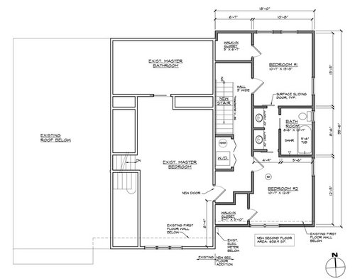Bedrooms Jack And Jill Bath, House Plans With Jack And Jill Bathrooms