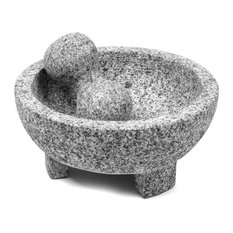 ImUSA Granite Mortar and Pestle