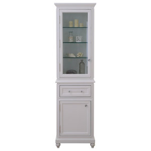 The Derby Collection Linen Cabinet