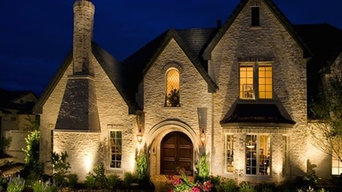 Parade of Homes Lighting
