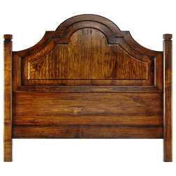 Awesome Cap off your bed with a headboard to add fort and personality
