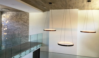 Wiring of Custom Home with Installation of Electrical Devices and Fixtures