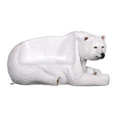 Polar Bear Bench