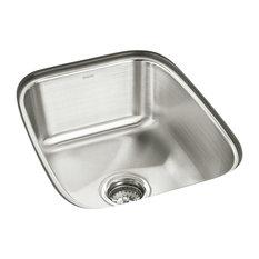 "Sterling 11449 SpringDale 16-1/2"" Single Basin Undermount - Stainless Steel"
