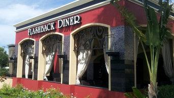 Flashback Diner -Boca Raton