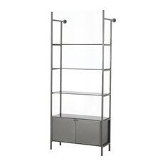 Mozell-Modular-Bookshelf-System-Two-Door