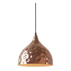 50 most popular copper pendant lights for 2018 houzz light society metzler pendant lamp pendant lighting aloadofball Images