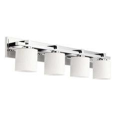 Quorum International 5369-4 4 Light Bathroom Vanity Light