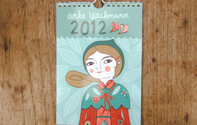 Guest Picks: 20 Lovely Calendars for 2012