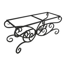 Alexander Rectangle Dining Table Base Only