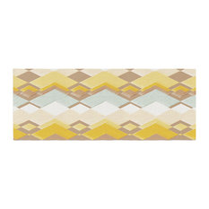 "Nika Martinez ""Retro Desert"" Bed Runner"