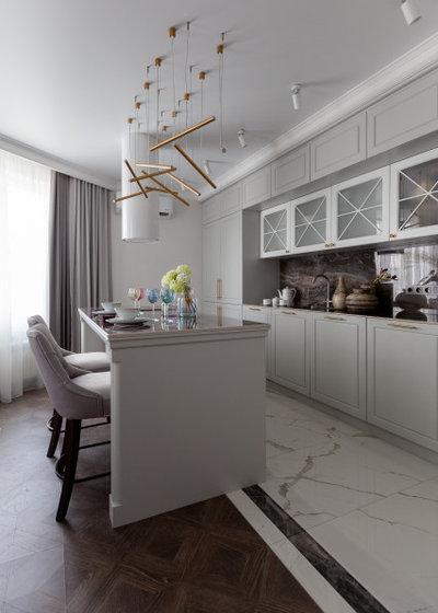 Неоклассика Кухня by Alexandra Protasova
