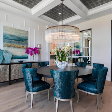 Diamond Sands Private Residence - Dining Room