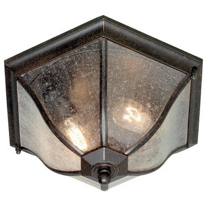 Outdoor Medium Flush Lantern