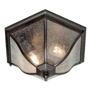 Outdoor Medium Flush Lantern