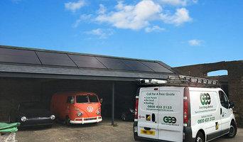 3.6KW Solar Panel Installation on Car Port using Roof-Integrated Panels