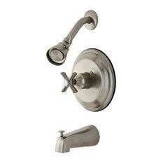 Tub/Shower Faucet, Brushed Nickel